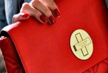 Fashion {Handbags etc.} / Purses, clutches, bags and luggage.