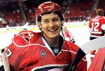 Carolina Hurricanes / by Hockey Hunks