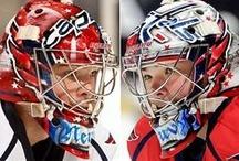 Masks / Goaltender Masks / by Hockey Hunks