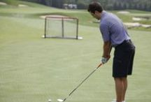 Hockey Meets Golf / When hockey players aren't playing hockey they're usually playing golf / by Hockey Hunks
