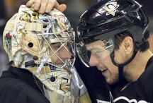The Helmet Bump / Our favorite part of the game. / by Hockey Hunks