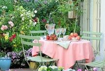 In The Garden / balconies
