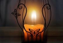 Lanterns, candles, lights