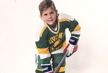 When they were young / NHL players when they were kids / by Hockey Hunks