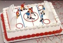 Sweet, Sweet Hockey / Hockey cakes, cupcakes, sweets and goodies / by Hockey Hunks