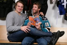 Silly Boys / Hockey players just being silly / by Hockey Hunks