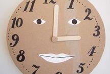 Rekenen: klokkijken & tijdsbesef