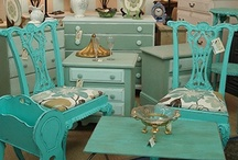 CeCe Caldwell's Chalk Painted Furniture