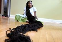 Locs: call it natural too !  / Locs are more than a hairstyle, turns into a LIFESTYLE, bam! !! / by Cheaa Cheaa