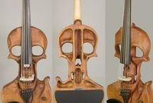 funky instruments / by Carmel Bach Festival