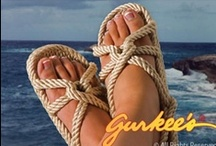 Gurkee's Barbados / Barbados style of Gurkee's rope sandals