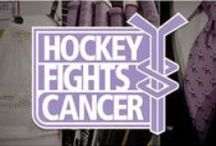 Hockey Fights Cancer / Join the fight!