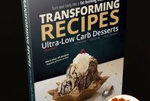"""Transforming Recipes - The Ultra Low-Carb Edition Cookbook / Transforming recipes into dishes that will transform your body and improve your overall health while enjoying """"un-diet"""" like foods. Over 100 #glutenfree #paleo-friendly #recipes  Transforming Recipes cookbook can be found here: http://bit.ly/TRecipes  #easy #quick #meals #simple #fatloss"""