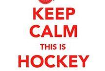 Keep Calm and Hockey