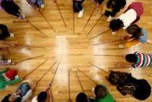 Waldorf: Movement Circle / by Anna Nasje