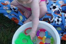 Baby-spel-ideeën