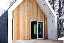 Nic n matt / Facade ideas & Inspiration for OCEAN GROVE House.