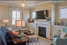 Louisville Charity Homes Tour / Check out our product at a recent home staging for the Louisville Charity Homes Tour.