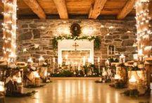 Wedding; Winter Wonderland / Decor for my dream wedding in winter.
