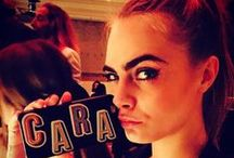 WTF! It's Cara Delevingne