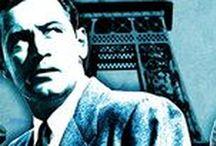 The world of Hector Lassiter / Meet Hector Lassiter, world's most interesting author.