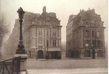 Paris in the 1900-1920s / Home of Ernest Hemingway, Gertrude Stein, other members of so-called Lost Generation... and Hector Lassiter, of course