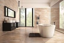 "2015 Trends / View all of this years trends to get an idea of what's ""in"" so you can have the most up to date bathroom possible."