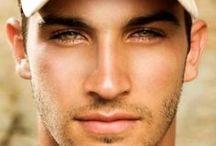 Stunning Eyes / Eyes on men I find beautiful. / by Lundyn Lofquest