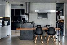 Decor Kitchen/Cozinhas / Decoração de Cozinhas