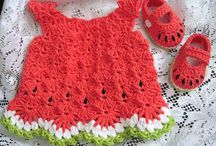 Baby clothes crochet ❤️