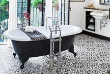 Dream Bathrooms / The Bathrooms of our dreams