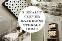 Bathroom Storage / Clever Bathroom Storage Ideas You Need To Try