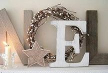 Christmas Decor / Christmas decoration ideas for your home