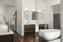 Modern Bathroom Ideas / Modern Bathroom Ideas.