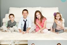 Family picture ideas / by Rebecca Shaver
