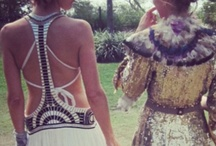 {Design Inspiration} Back it Up / I'm obsessed with interesting and unique backs on dresses, tops etc. / by maxime connor