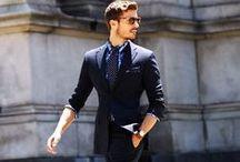 MEN's Style / by Jamie Leistikow