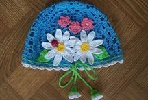 Crochet - Hats, Hats and more Hats! / by Suzanne Davis