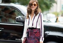 Street Style / Spotted: your next genius outfit idea  / by Refinery29