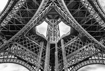 Eiffel Tower / This gorgeous landmark! / by Astrid and Rene Photography, Inc