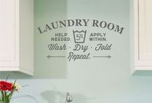 Great Ideas for a Laundry Room
