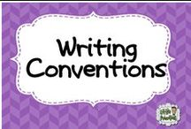 Writing - Conventions