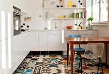Home // cement tiles • tiles • handles • places
