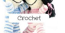 crochet / Items to make and inspire