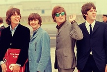 Beatlemania / The fab four! John, Paul, George, & Ringo! / by Kelly Ray