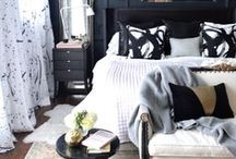 Bedroom Style: Crisp and Cozy