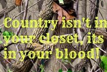The Country Girl in Me