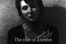 I am, therefore I write.