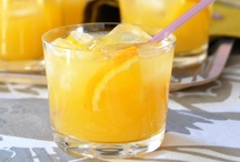 DeeLish Libations / It's no secret I love me an alcoholic drink occasionally.  Here's some drink recipes I'd like to try.