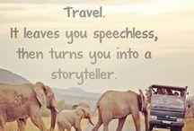 travel // wanderlust